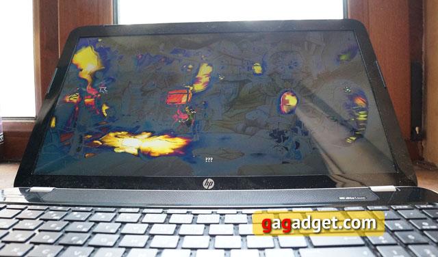 Обзор ноутбука HP PAVILION 15-e033er-22