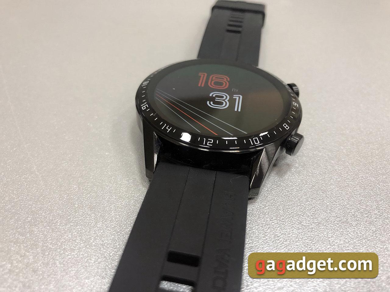 Обзор Huawei Watch GT 2 Sport: часы-долгожители со спортивным дизайном-4