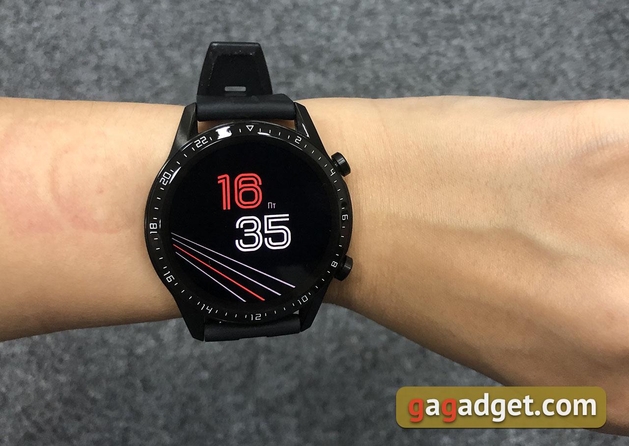 Обзор Huawei Watch GT 2 Sport: часы-долгожители со спортивным дизайном-3