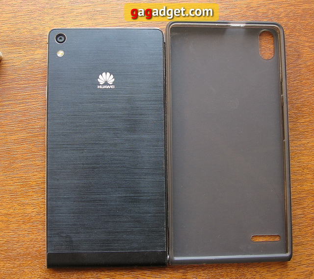 Обзор Huawei Ascend P6-14