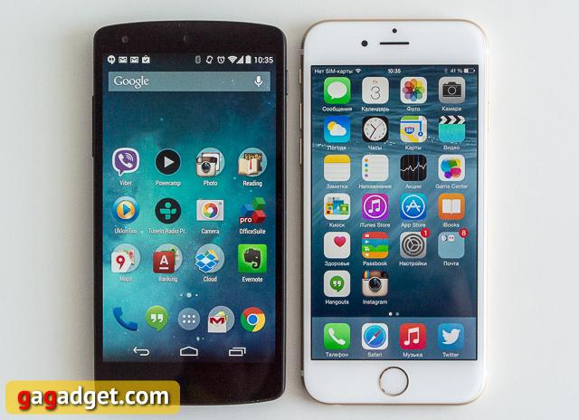 Обзор iPhone 6 и 6 Plus-7