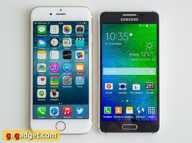 Обзор iPhone 6 и 6 Plus-8