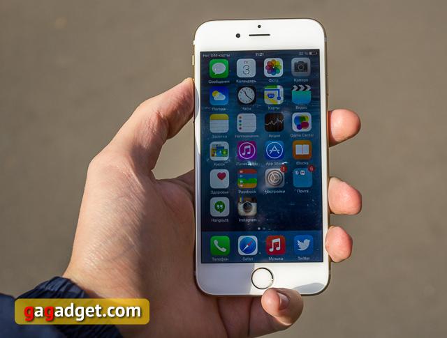 Обзор iPhone 6 и 6 Plus-11