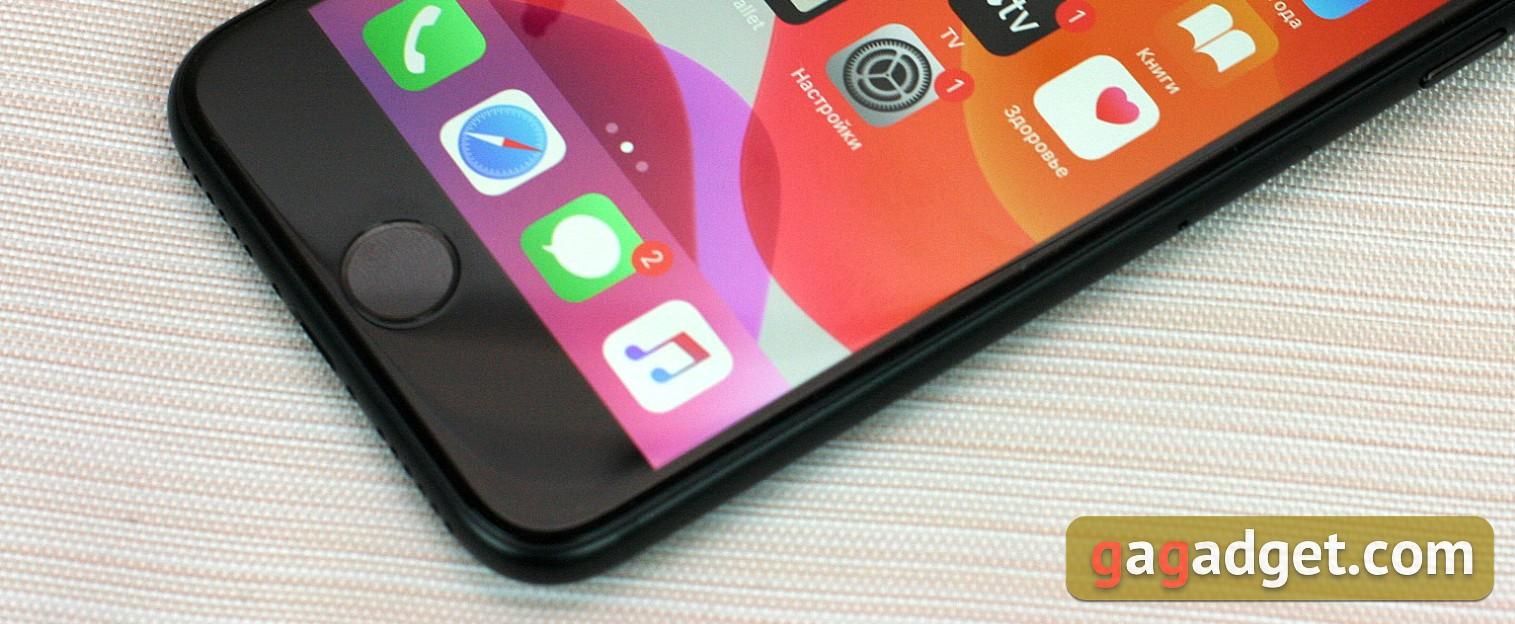 Обзор iPhone SE 2: самый продаваемый айфон 2020 года-9