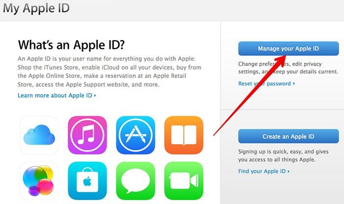 App Store логин и пароль