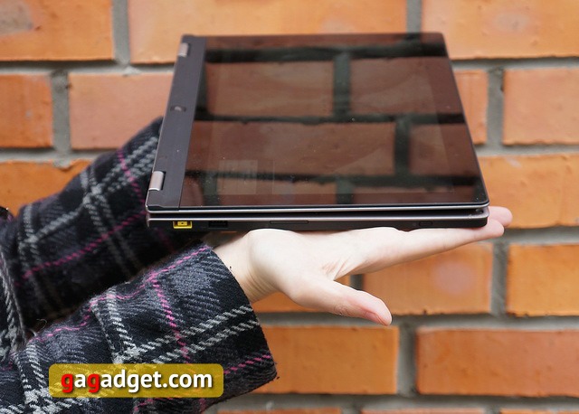 Обзор Lenovo IdeaPad Yoga 13 -5