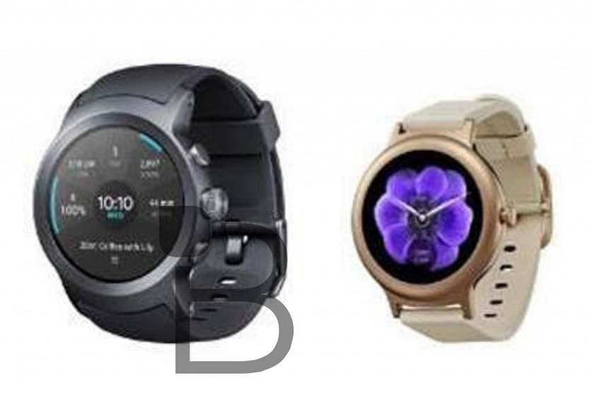 ... смарт-часы справа — это LG Watch Style. Если снимок окажется  достоверным 4ca6bad4b6b4b