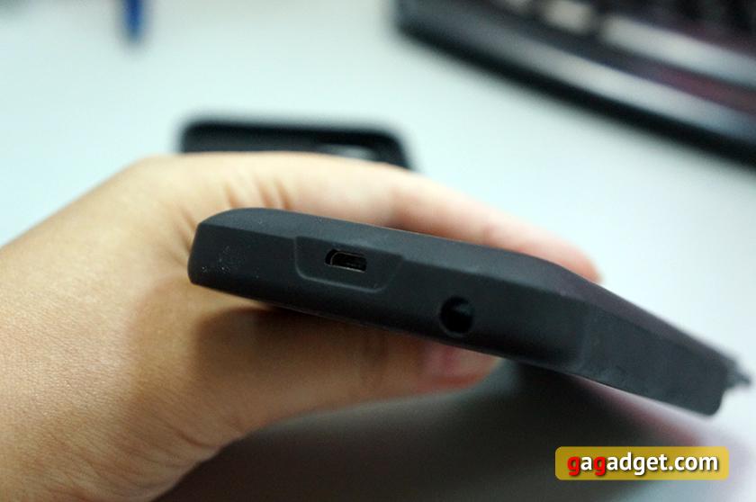 Обзор чехла-аккумулятора Mobee Magic Case 6 с беспроводной зарядкой для iPhone 6-3