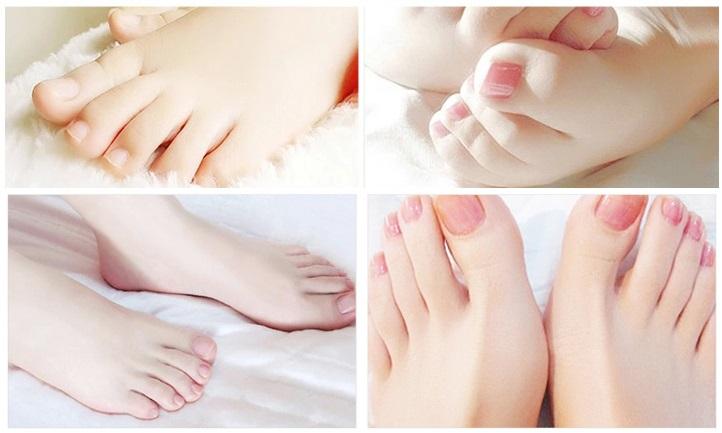Ошелушивающие носки