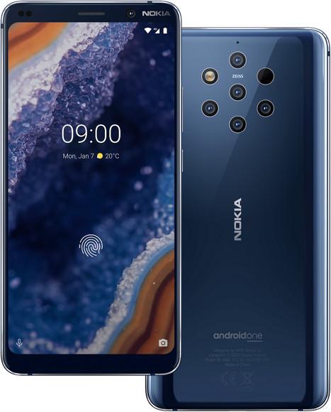 Анонс Nokia 9 PureView: пятикамерный мастер вычислительной фотографии-2