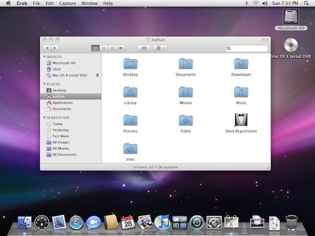 POUR 10.4.11 MAC BOOTCAMP TÉLÉCHARGER OS X