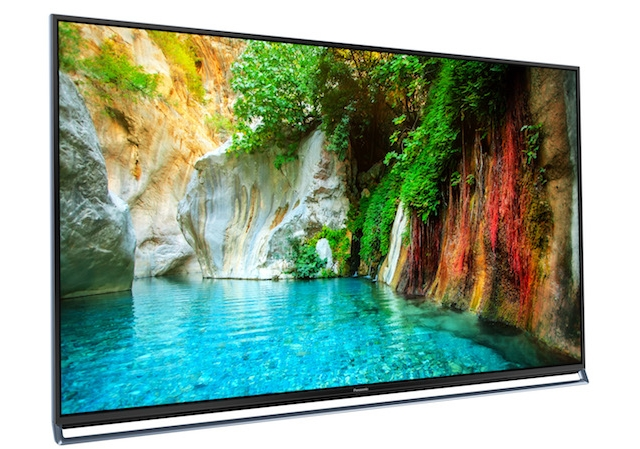 Топовая серия UltraHD телевизоров Panasonic Life+ Screen AX800 Series