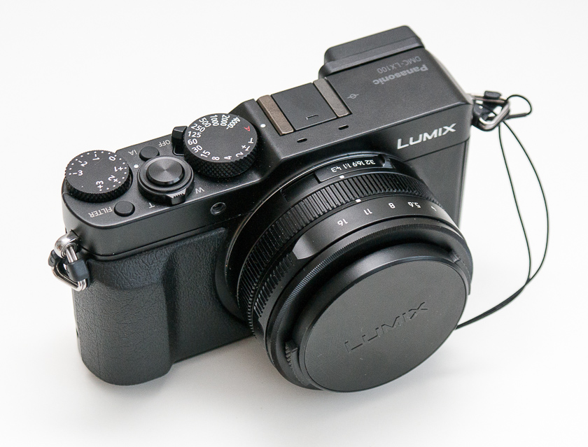 Обзор цифрового фотоаппарата Panasonic Lumix DMC-LX100-9