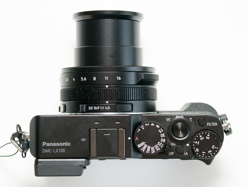 Обзор цифрового фотоаппарата Panasonic Lumix DMC-LX100-4