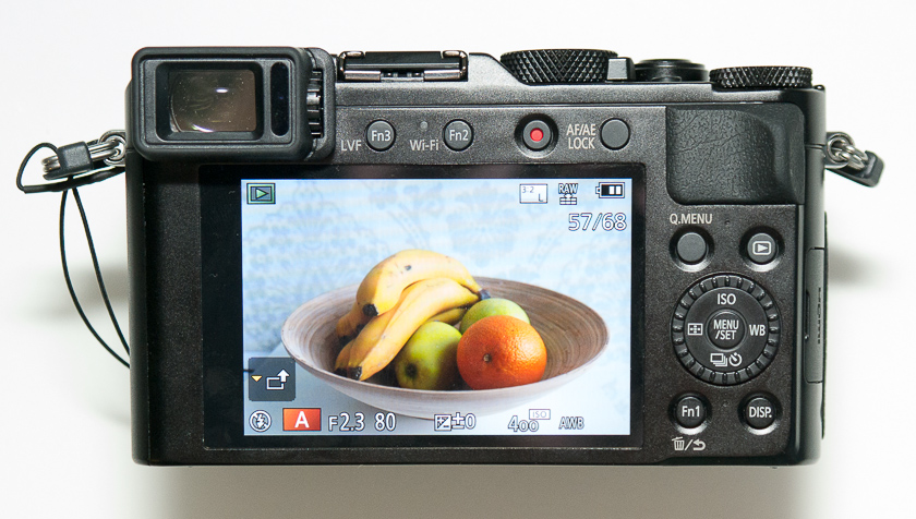 Обзор цифрового фотоаппарата Panasonic Lumix DMC-LX100-5