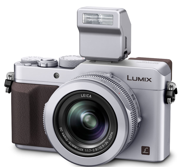 Обзор цифрового фотоаппарата Panasonic Lumix DMC-LX100-7