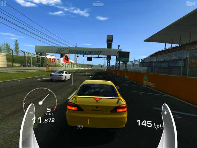 Игры для iPad: Real Racing 3-3