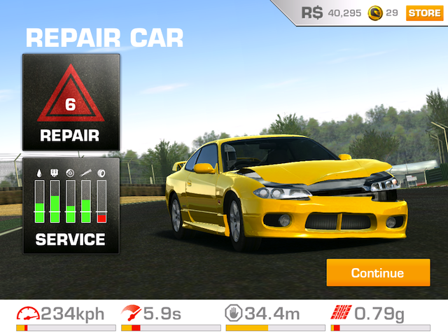 Игры для iPad: Real Racing 3-7