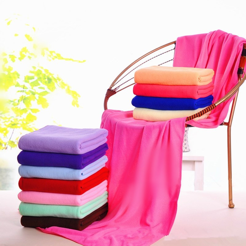 Флисовые полотенца