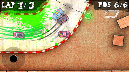 Скидки в App Store: Paper Racer, Change, InstaEffects, All Budget.-4