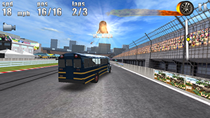 Скидки в App Store: TanZen, Bus Derby, Zombie Gunship, The Mystery of the Crimson Minor-10