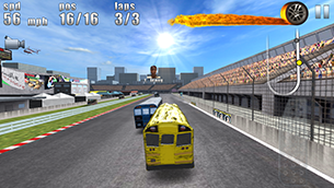 Скидки в App Store: TanZen, Bus Derby, Zombie Gunship, The Mystery of the Crimson Minor-9