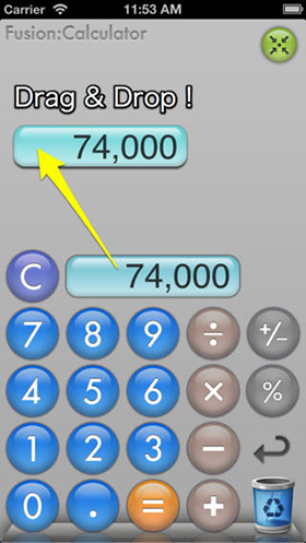 Скидки в App Store: One Touch Connect, Protoxide, AccountPro, Fusion Calculator.-15