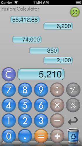 Скидки в App Store: One Touch Connect, Protoxide, AccountPro, Fusion Calculator.-16