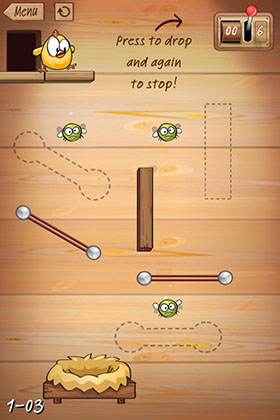 Скидки в App Store: Drop the Chicken, ReachFast Contacts, Find the Way, Jigsaw Puzzle.-5