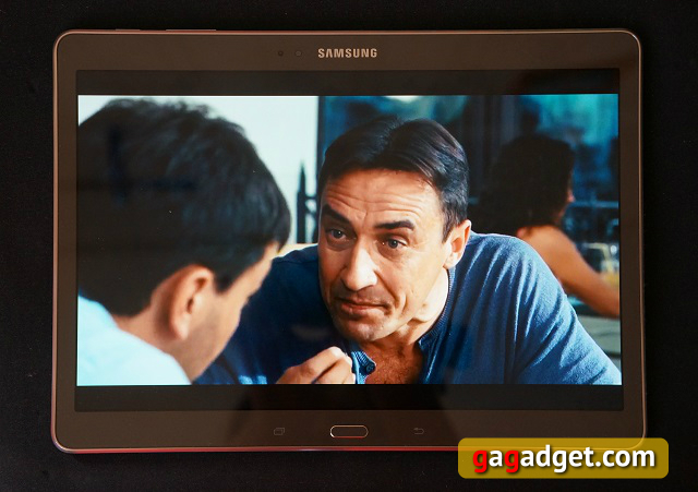 Обзор флагманского планшета Samsung Galaxy Tab S-14