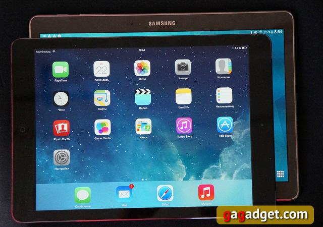 Обзор флагманского планшета Samsung Galaxy Tab S-3