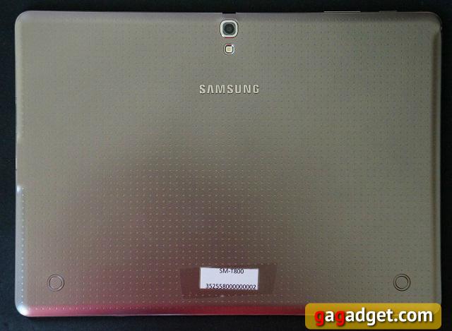 Обзор флагманского планшета Samsung Galaxy Tab S-2