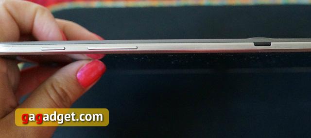 Обзор флагманского планшета Samsung Galaxy Tab S-11
