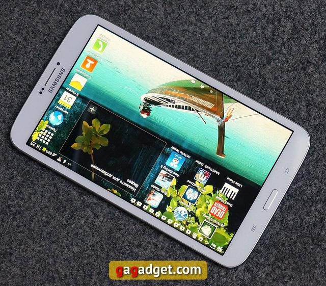 Обзор планшета Samsung Galaxy Tab 3 8.0 -2