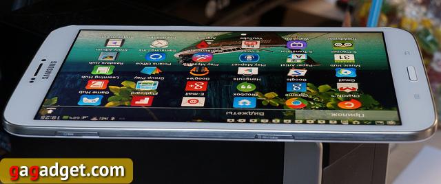 Обзор планшета Samsung Galaxy Tab 3 8.0