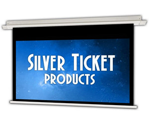 Silver Ticket In-Ceiling Electric Projector Screen review