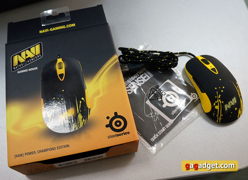 Обзор игровой мышки SteelSeries Sensei RAW Na`Vi Edition-4