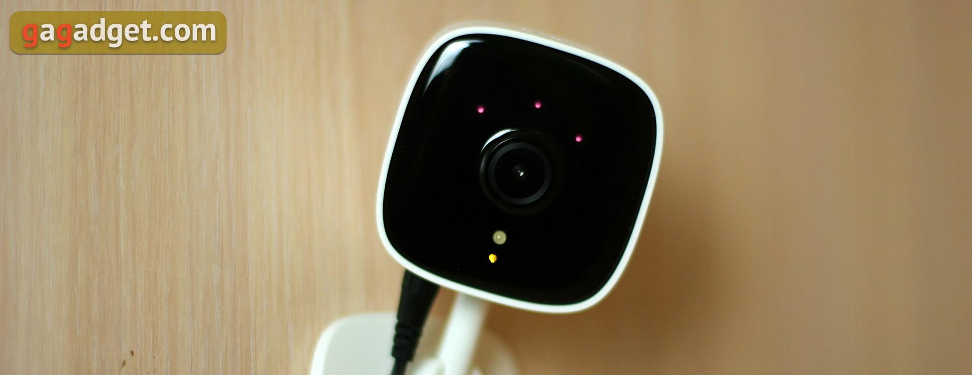 Обзор TP-Link Tapo C100: Wi-Fi-камера для видеонаблюдения за домом-18