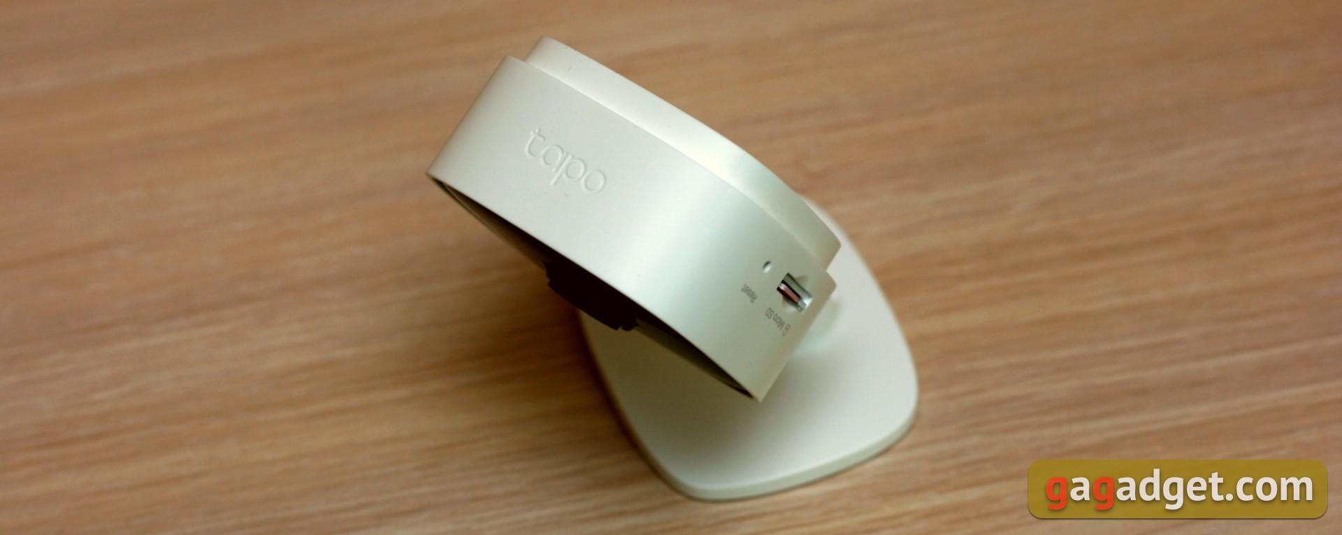 Обзор TP-Link Tapo C100: Wi-Fi-камера для видеонаблюдения за домом-17