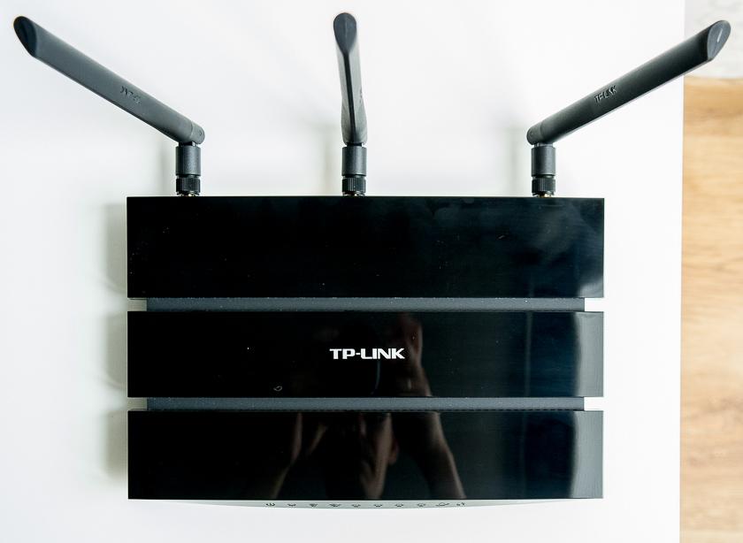 Обзор беспроводных роутеров стандарта 802 11ac TP-LINK