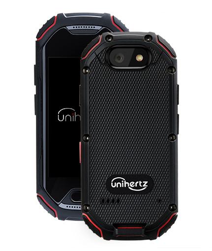 Unihertz Atom: самый маленький защищённый смартфон в мире-5