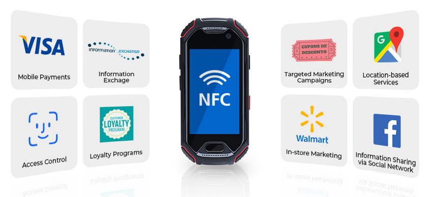 Unihertz Atom: самый маленький защищённый смартфон в мире-3