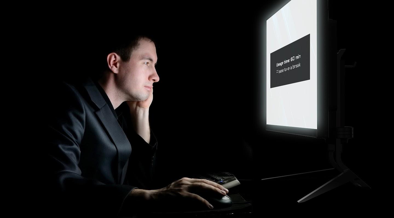 Какой монитор лучше для глаз: разбираемся с технологиями защиты зрения Acer-7