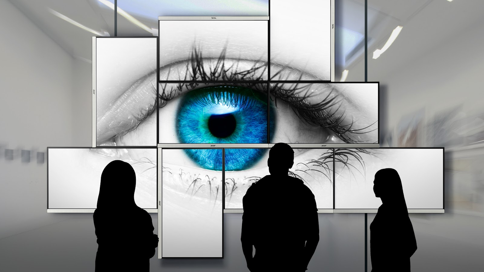 Какой монитор лучше для глаз: разбираемся с технологиями защиты зрения Acer-2