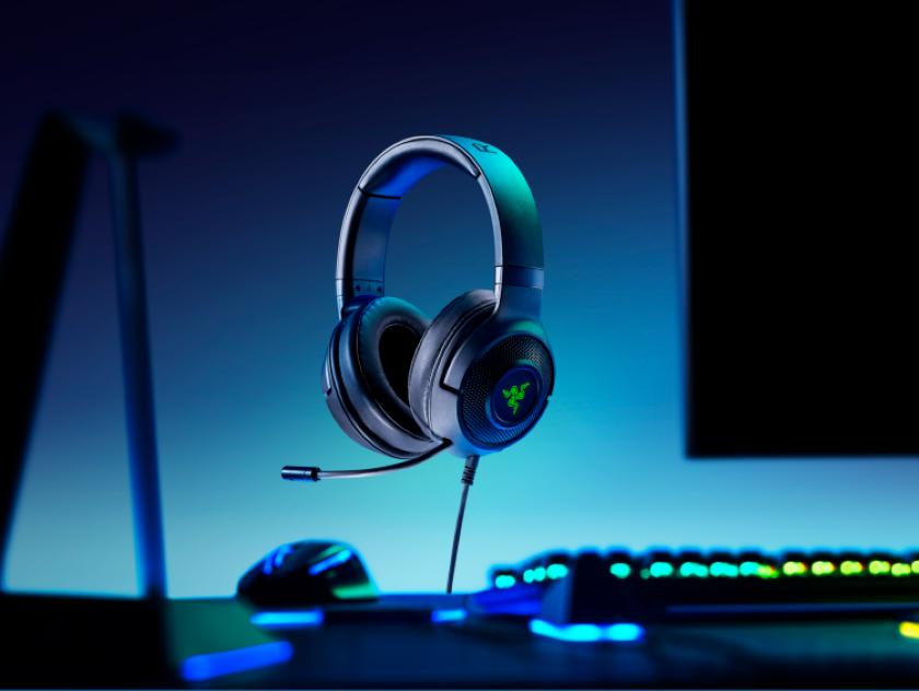 Razer Kraken Ultimate: игровая гарнитура с 50-мм динамиками, микрофоном с активным шумоподавлением и ценником в $130