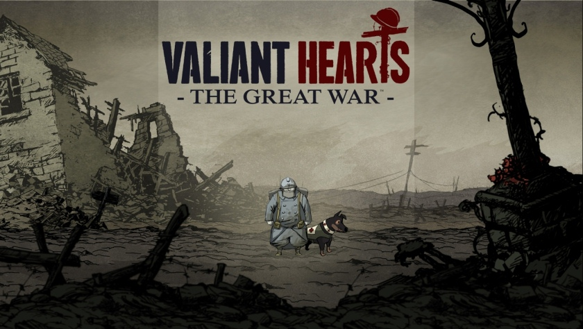 Приключенческая игра Valiant Hearts: The Great War вышла на Android