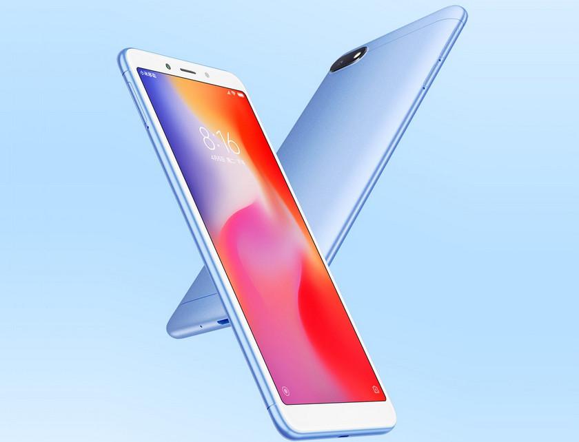 Анонс Xiaomi Redmi 6 и Redmi 6A: доступные смартфоны с «высоким» экраном на чипах MediaTek-14